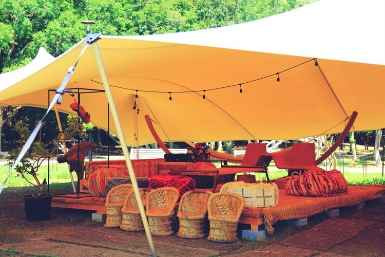 植物園内のグランピングカフェ。景色を楽しむお店へ③【関西のイケスポ】_2_2