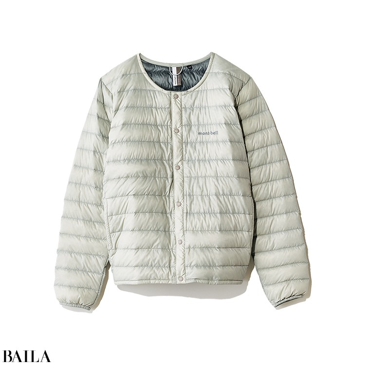 mont-bell × B:MING by BEAMS