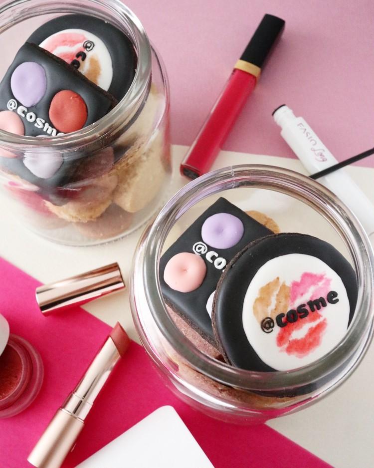 【sweets design】 #クッキーコスメパレット_1