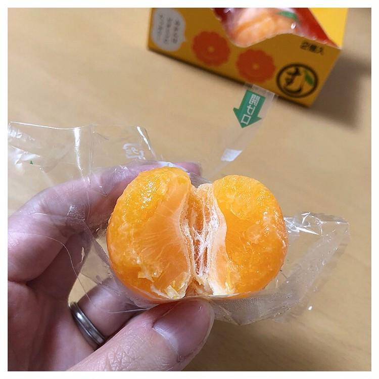 【コンビニアイス】ビタミンCも取れる♡昔懐かしの冷凍●●●?_3