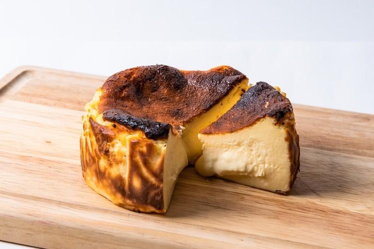 【笄軒】究極のバスクチーズケーキ