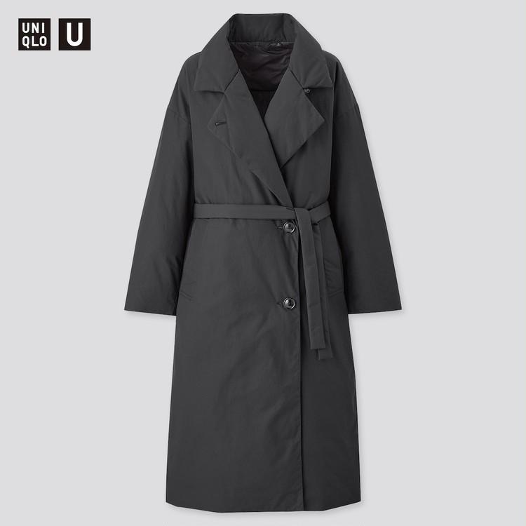 【ユニクロ ユー(Uniqlo U)】2020秋冬新作おすすめコート&ジャケット パデットコート