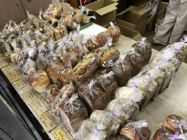 伝説のパン屋さん‼︎天然酵母で作るかいじゅう屋【はるパン活】_2