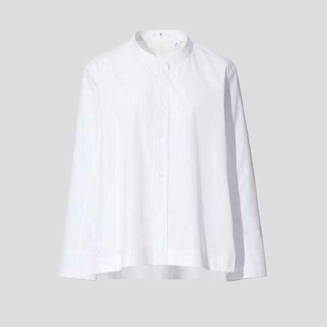 今なら半額!なんかシャツが苦手‥な人におすすめのUNIQLO +J_1
