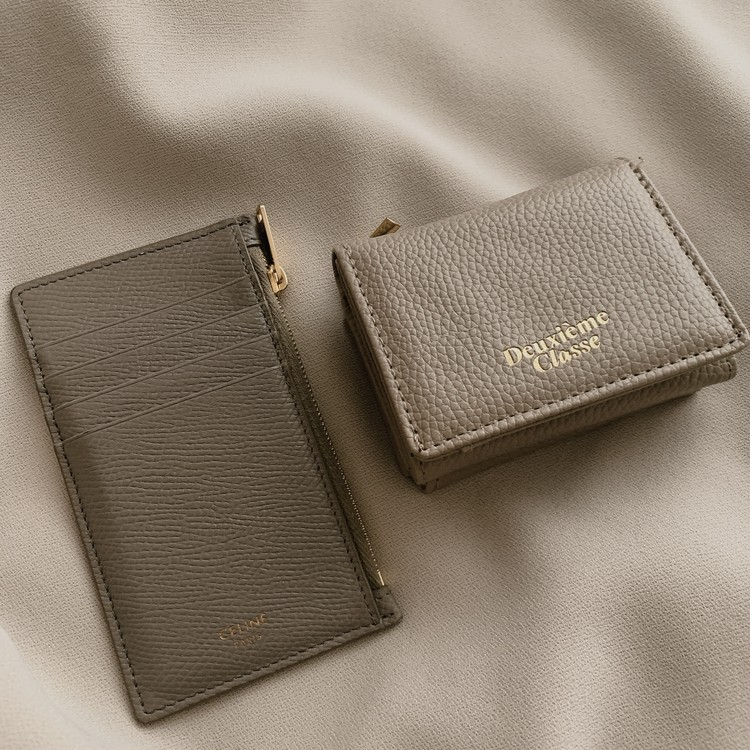 【BAILA4月号】付録のミニ財布がかわいい_5