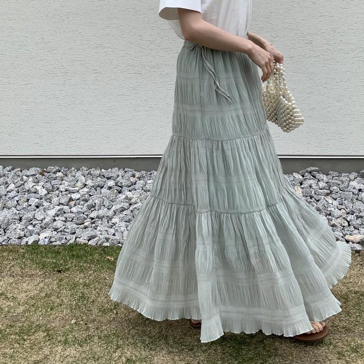 今季トレンドunder¥8000春夏きれい色プチプラコーデ♡_6