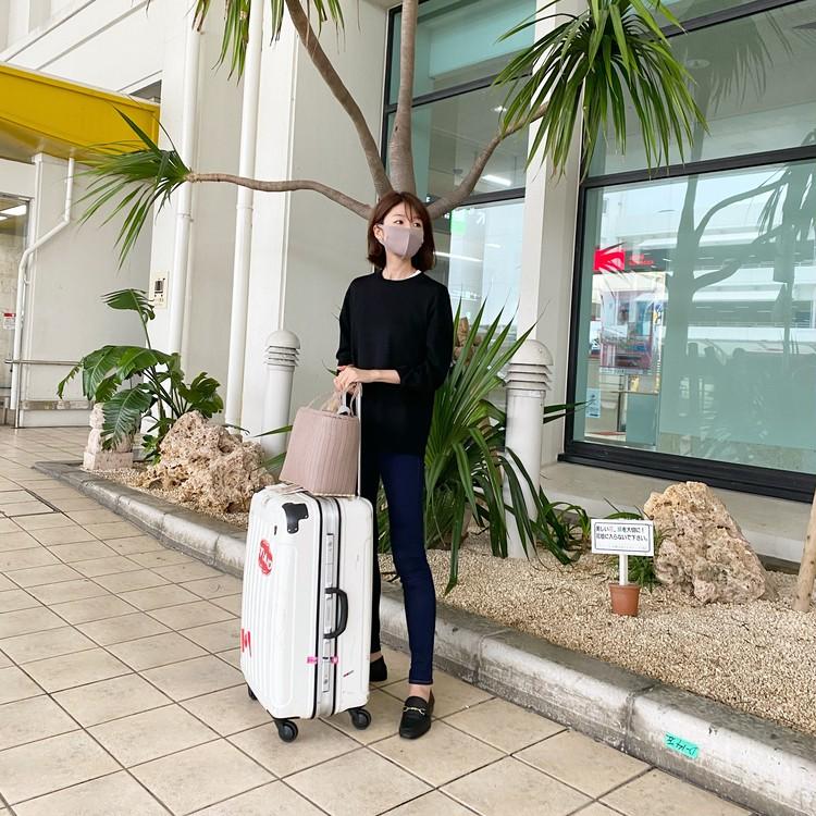 【沖縄旅行記③】10月の沖縄、旅コーデ全部見せ♡_1