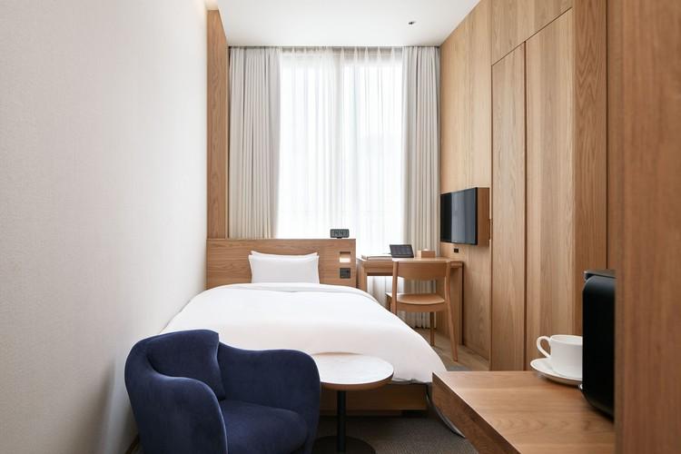 日本初上陸!【MUJI HOTEL】東京・銀座にオープンした無印良品ホテルを探検_1