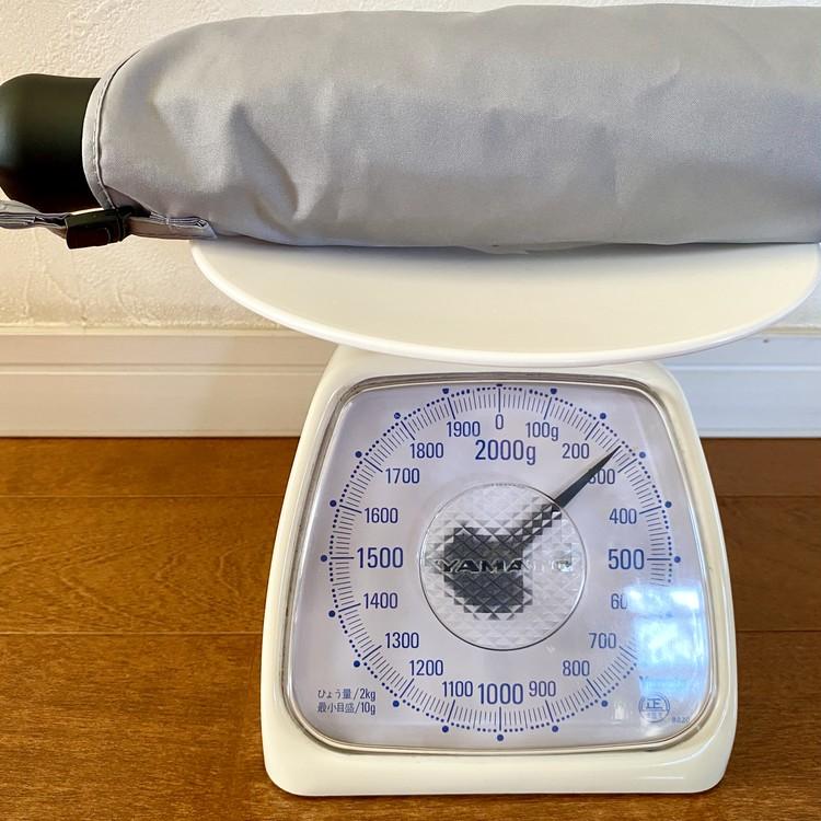 ¥1500プチプラ隠れ名品【ユニクロ(UNIQLO)】軽量&丈夫な折りたたみ傘「コンパクトアンブレラ」が大人気の理由_8