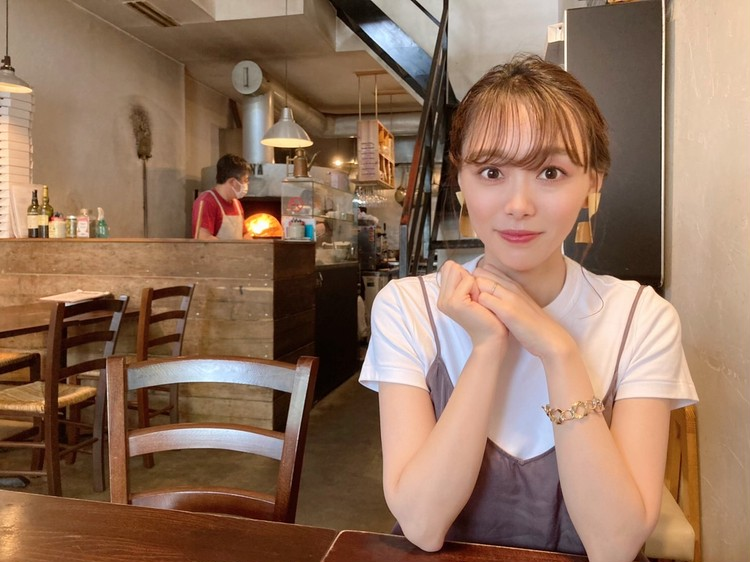UNIQLOの高見え♡キャミワンピ_4