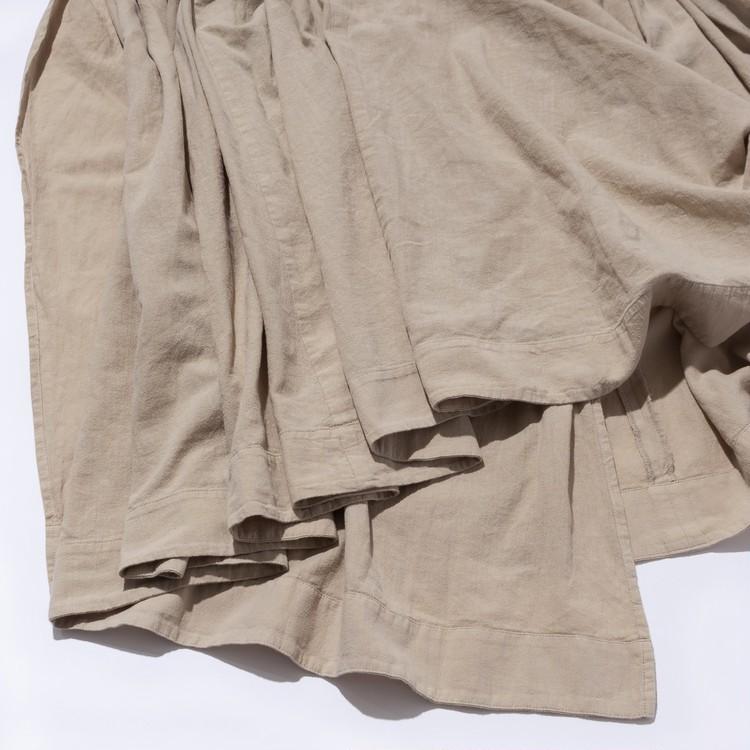 エミアトリエのワンピースの裾部分
