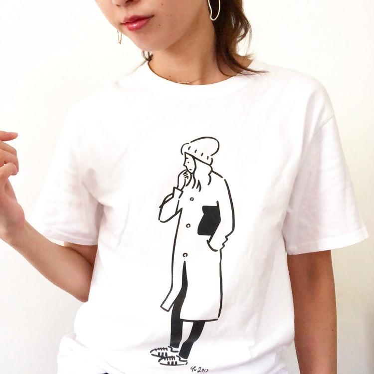 【BAILA7月号】Tシャツ着まわし1カ月コーデが気になる♡_2