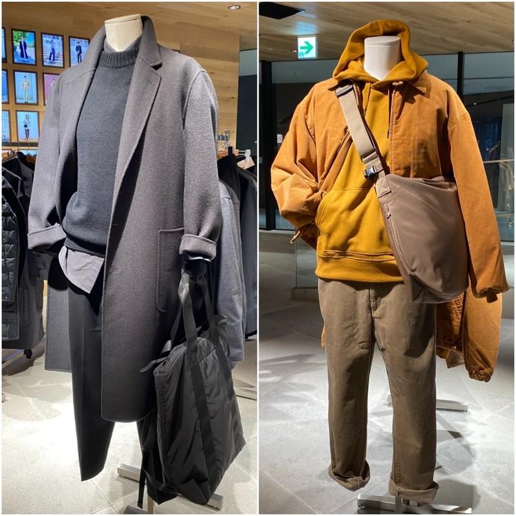 【ユニクロ ユー(Uniqlo U)】2020秋冬新作おすすめコート&ジャケット ダブルフェイスオーバーコート メンズ