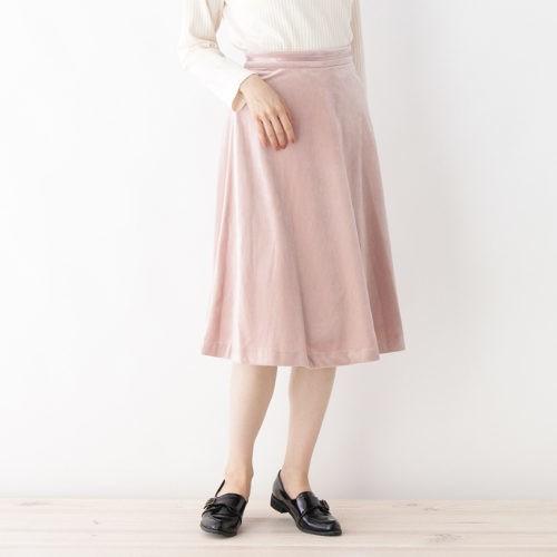 気分よく出社したい日は、ピンクを使った淡色〝ゆる華〟コーデ♡【2019/1/29のコーデ】_3