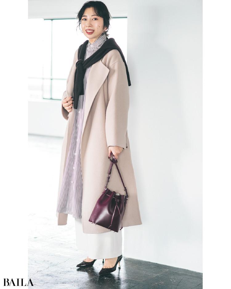 【30代スタイリストが私服でアンサーまとめ】リアルだから役に立つ。その冬服はもっと素敵に着られる!_5