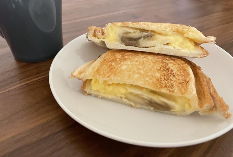 【家事ヤロウ】SNSで話題のホットパンケーキを作ってみた♡_3