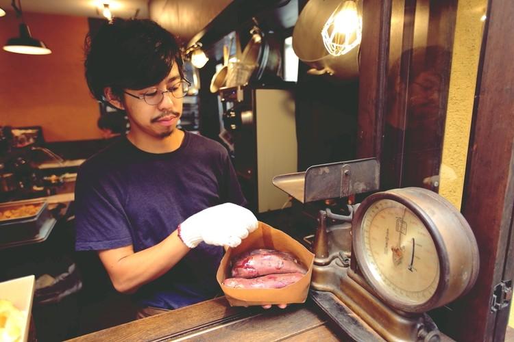 お目当てはお芋スイーツ♡散策が楽しい街・中崎町②【関西のイケスポ】_1