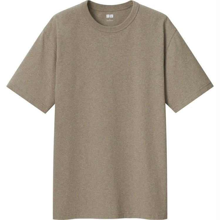 クルーネックT(半袖)¥1,000(男女兼用)