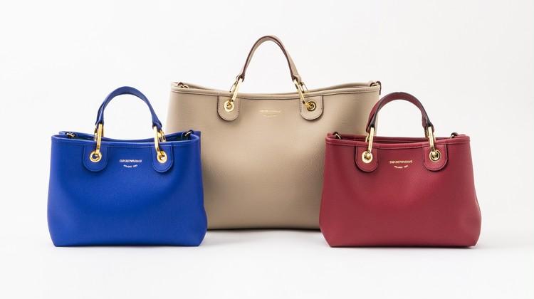 エンポリオ アルマーニのバッグ