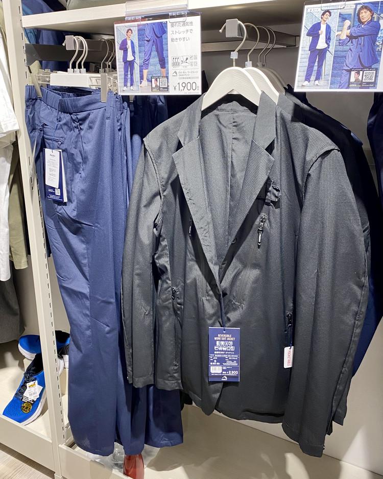 【ワークマン(WORKMAN)】2021年春夏レディース向けおすすめ新作12種26選を「 #ワークマン女子 東京ソラマチ店」でスクープ スーツ ジャケット パンツ