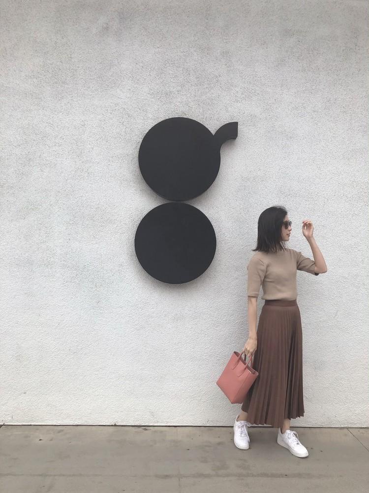 【BAILA10月号】ZARAでブラウンワントーン+ベイクドカラーコーデ♡_1