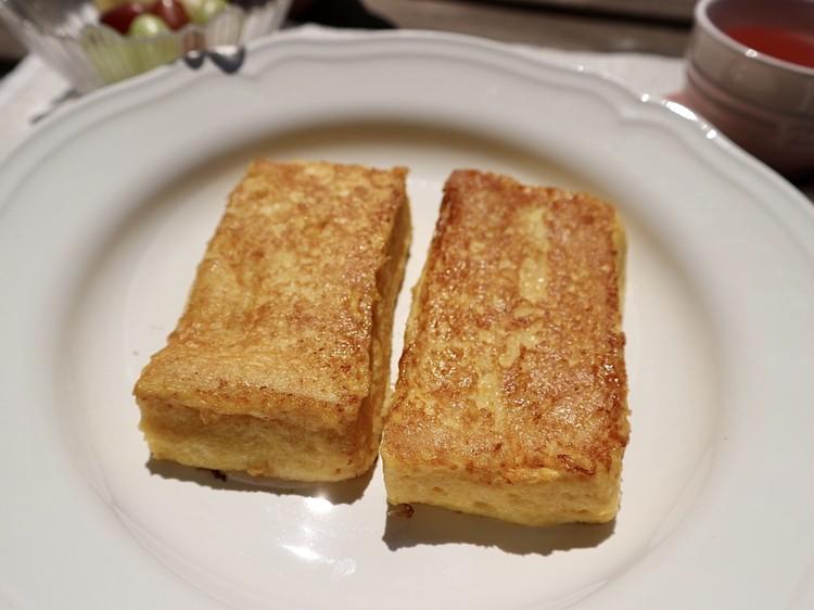 ふわっとろ【ホテルオークラ風フレンチトースト】を朝食に♪_2