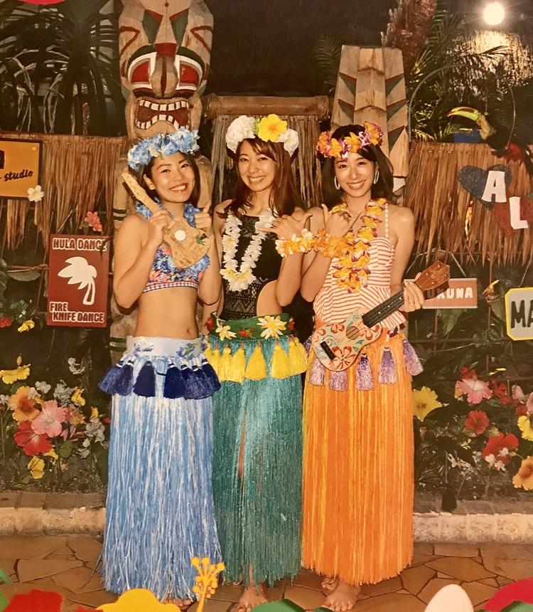 女子旅★プチプラ日本のハワイへ_1
