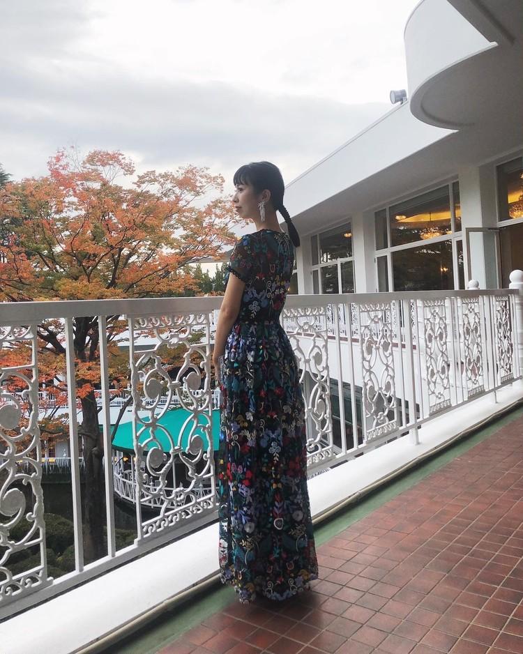弟の結婚式にドレスをレンタルしました !_2