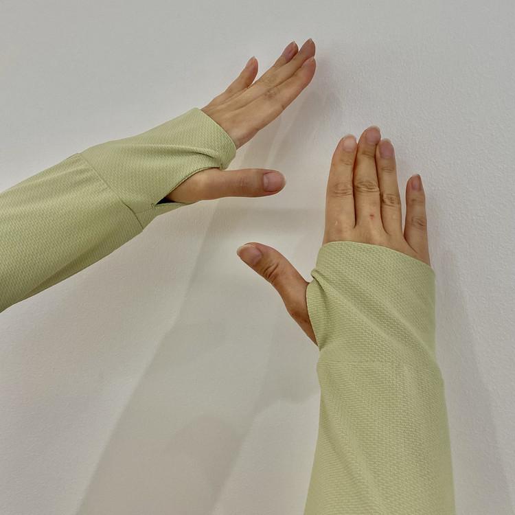 ユニクロ UNIQLO UVカット 紫外線対策 着る日焼け止め エアリズム UVカットメッシュパーカ