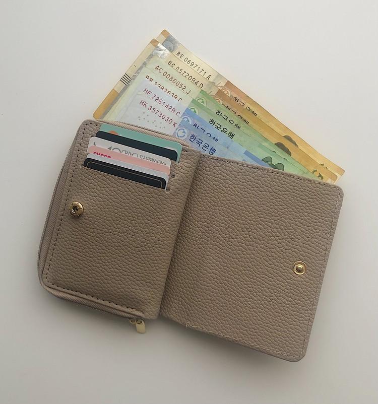 BAILA4月号が超豪華!Deuxieme Classeのミニ財布がついてくる!_3