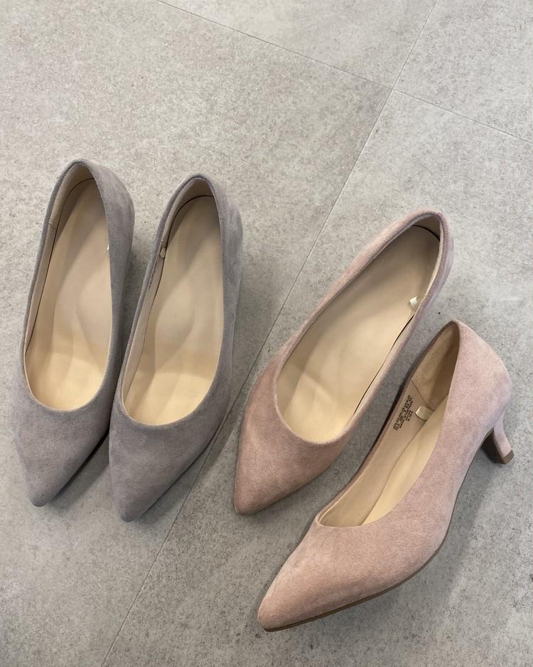¥2990で買える通勤靴向け隠れ名品♡【ユニクロ(UNIQLO)】のパンプスが圧倒的にはきやすい!_11