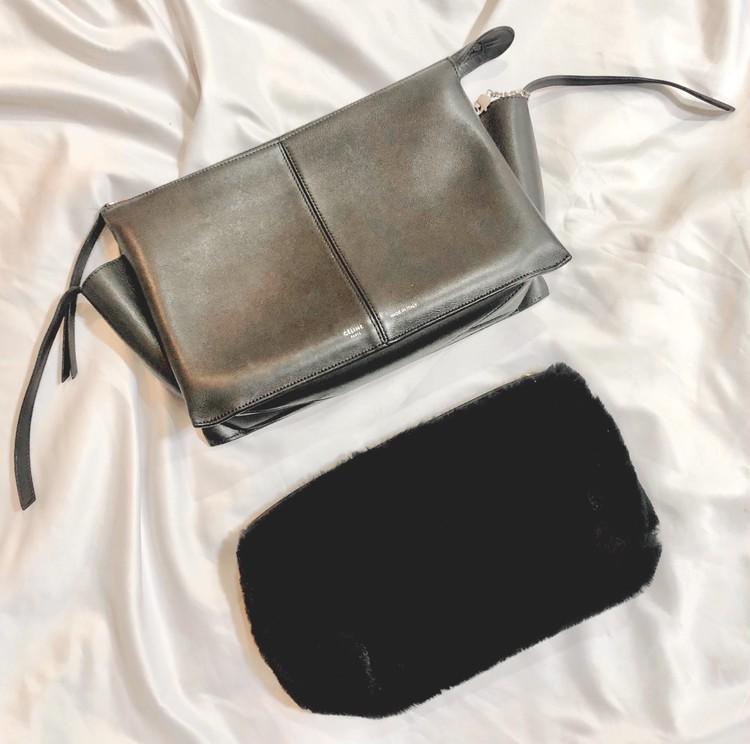 【30代の名品バッグ】CÉLINE(セリーヌ) のトリフォルド_4_1