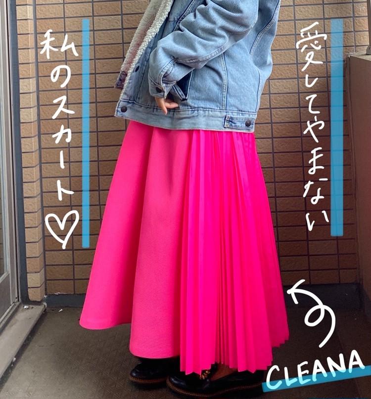 【OOTD】偏愛スカート♥私だけのお気に入り_1