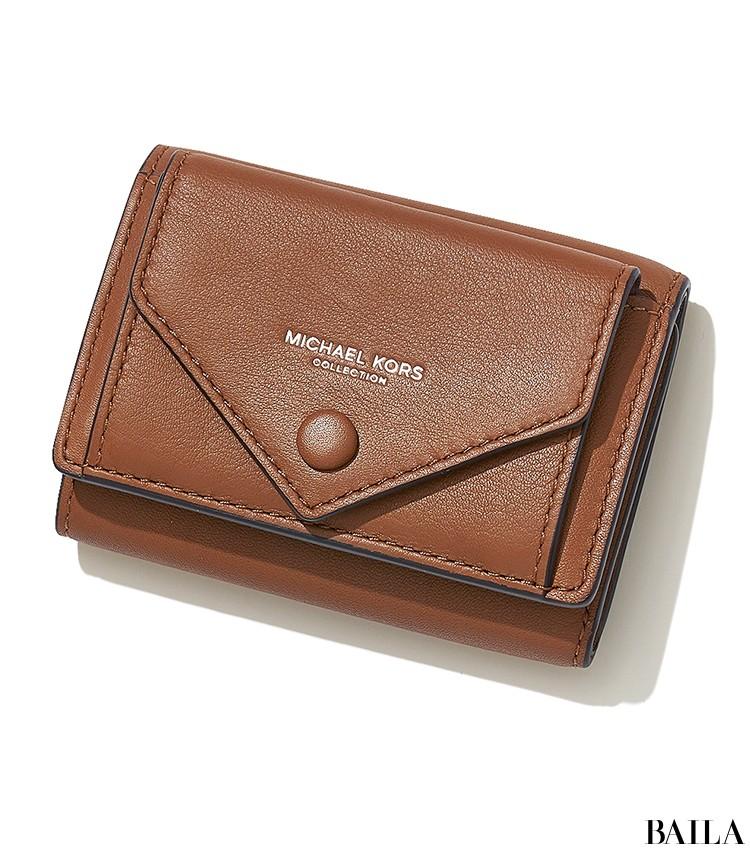 この秋、ミニ財布に買い替え♡ 毎日使う財布は憧れブランドが気分_1_2