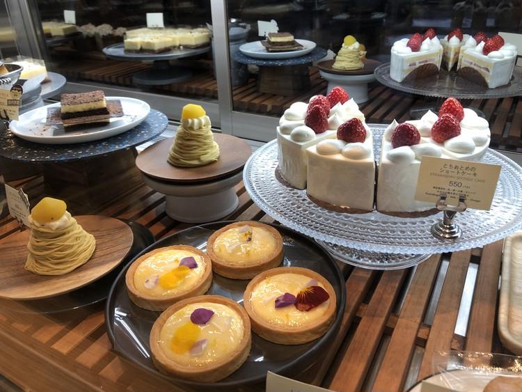 口の中でとろけるふわふわショートケーキを渋谷のカフェで…♡_2