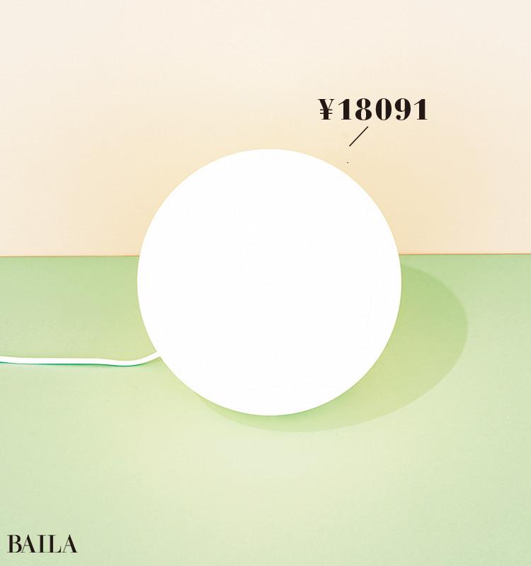 【無印良品】フロアライト丸・S     ¥18091