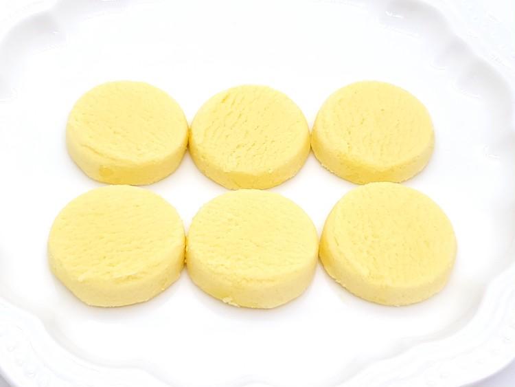 とろけるチョコクッキー瀬戸内レモンの中身