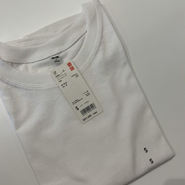 UNIQLO Tシャツで大人フェミニンスタイル♡_4