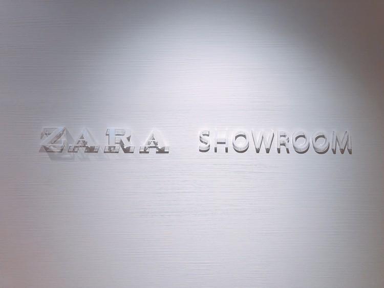 ZARA 2018AW 展示会_1