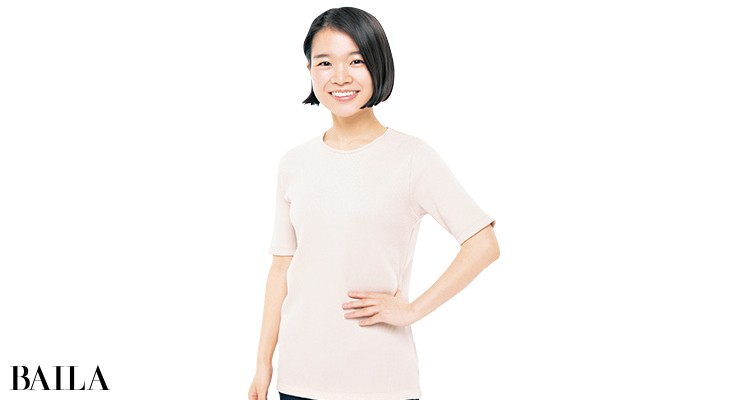 エリオポールのTシャツを編集Mが試着