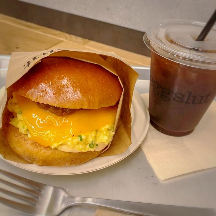 eggslut,エッグスラット,ミヤシタパーク