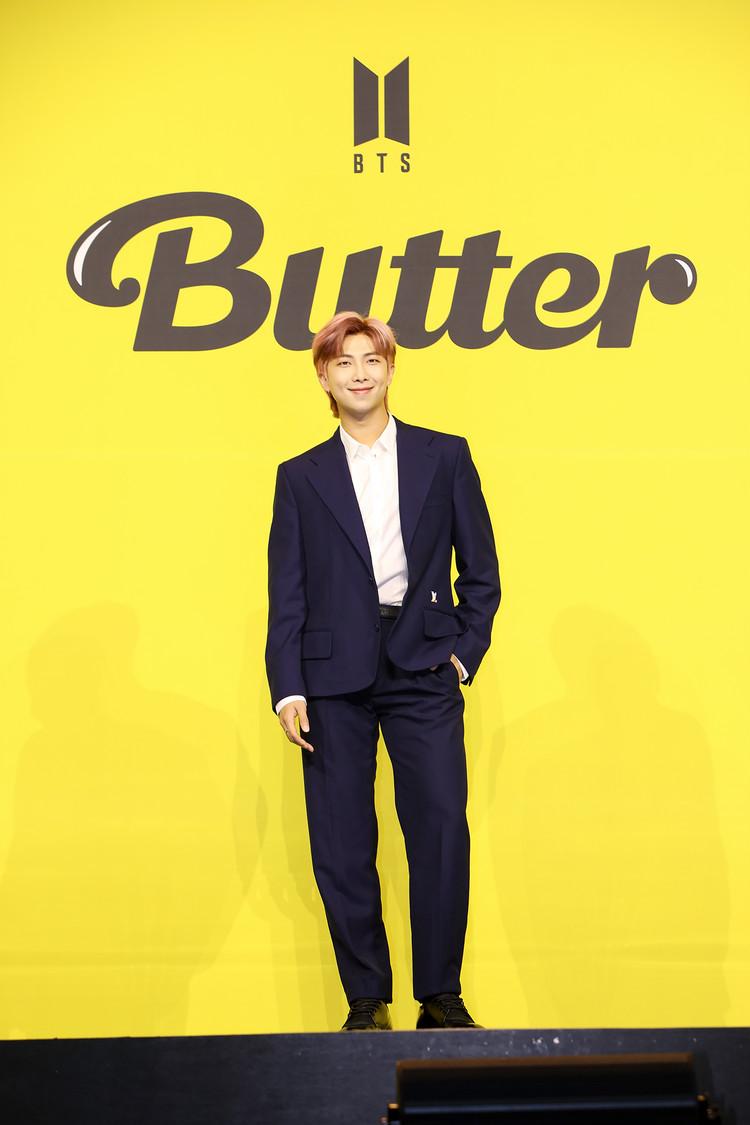 『Butter』でカムバックしたBTSのRM