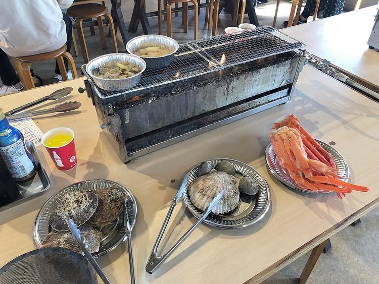 新鮮な海鮮が食べ放題!東京から車で1時間の海鮮浜焼き_2