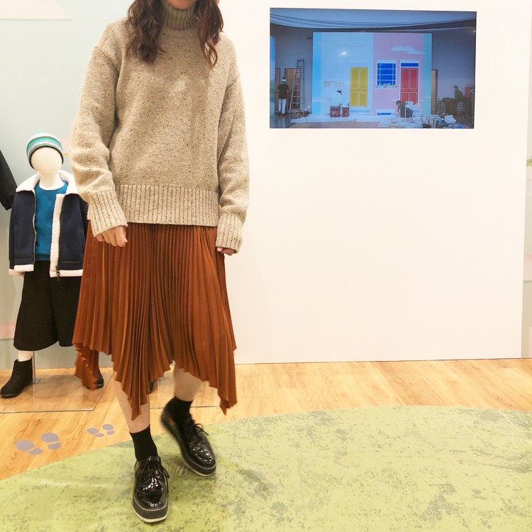 UNIQLO and JW ANDERSON2020年秋冬_6