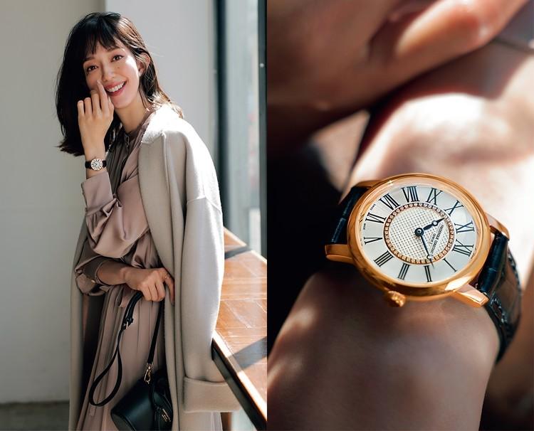 """【デイリー時計の相棒に""""丸型フェイス""""が新登場!】新しい日常に寄り添う、フレデリック・コンスタントの上質時計_1"""