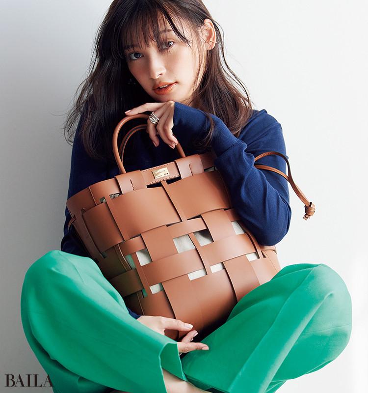 ZANCHETTI【ザンケッティ】のトートバッグ