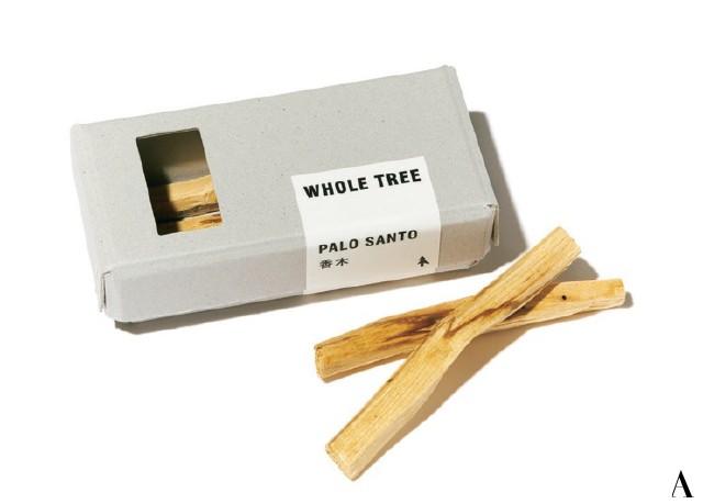 ホールツリーの香木