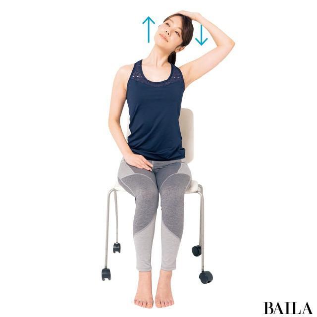 オフィスでできる!3筋肉を鍛えて姿勢美人【姿勢で-2kgヤセ見え⑨】_1_6
