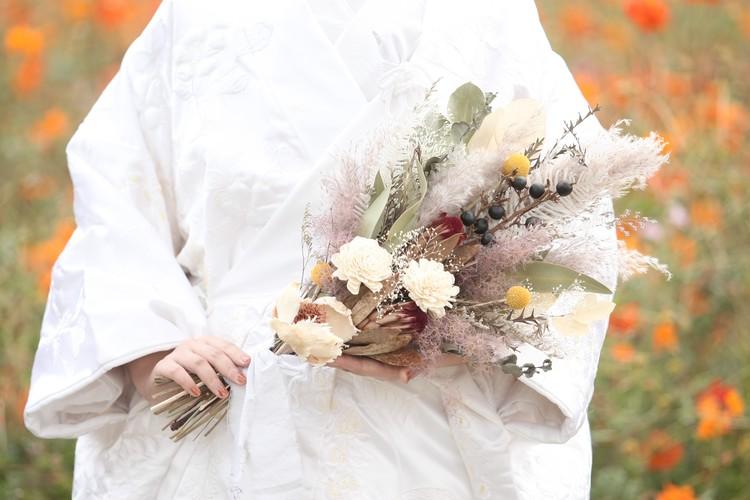 【wedding】和装前撮りレポ〜都内ロケーションフォト〜_6