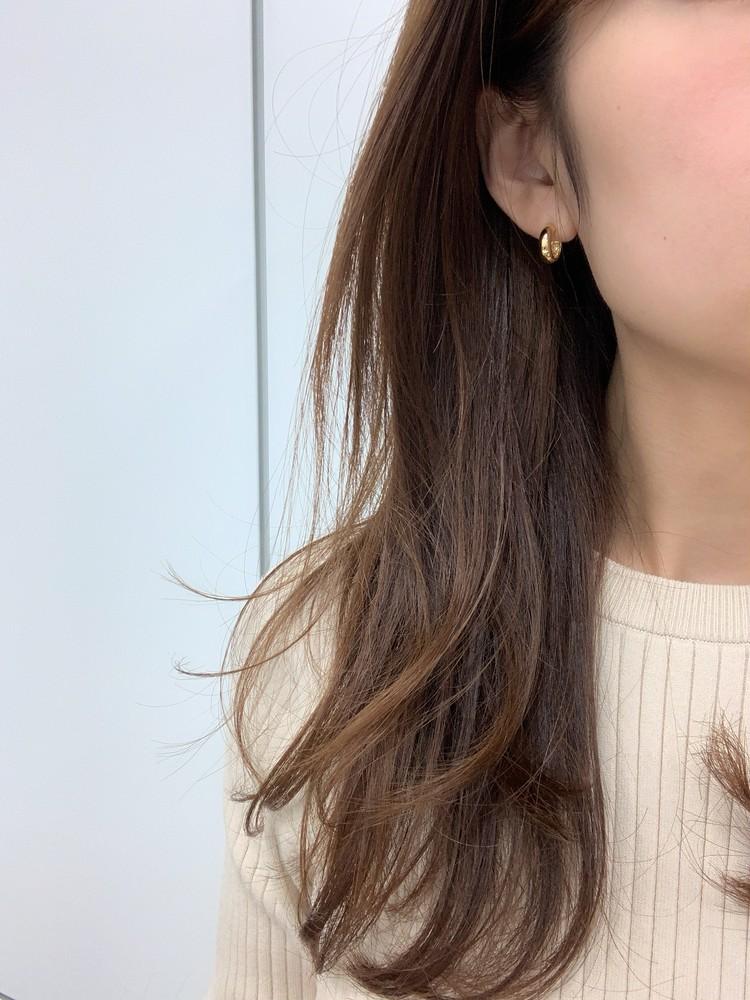 ぷっくり可愛いゴールドピアス♡_2